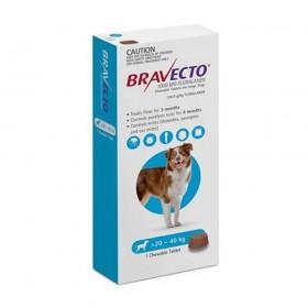 Bravecto Large Dog Tick & Flea Tablet -20-40kg
