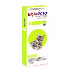 Bravecto Small Cat Tick & Flea Pipette 1,2-2,8Kg