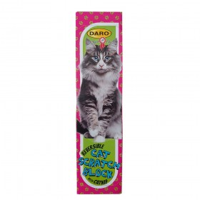 Cat Scratch Block Reversible