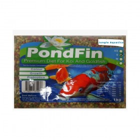 PondFin Premium Diet for Koi and Goldfish Food 2kg