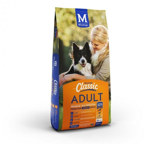 Montego Classic All Breed Adult Dog Dry Food