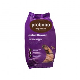 Probono Oxtail Flavoured 300 g biscuits