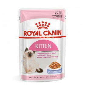 Royal Canin Instinctive Kitten Pouch Wetfood Cat Food