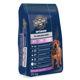 Ultra Dog OptiWoof Adult Dry Dog Food