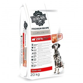 Ultra Dog Premium Large Adult Dry Dog Food Chicken Flavour