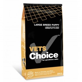 Vets Choice Large Puppy Dry Dog Food