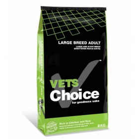 Vets Choice Large Breed Adult Dry Dog Food
