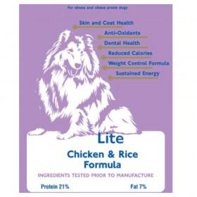 SuperVet Lite Dry Dog Food Chicken flavour