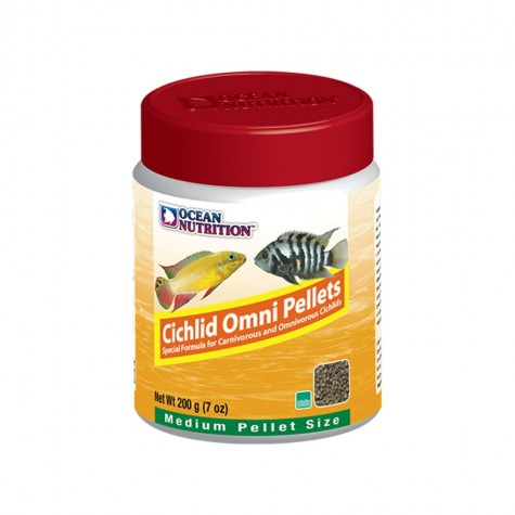 Ocean Nutrition Cichlid Omni Pellets