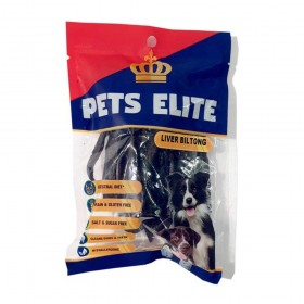 Pets Elite Beef Jerky Flat